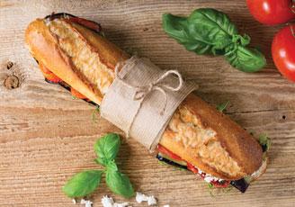 Nos formules sandwichs